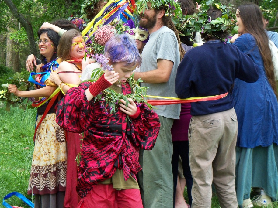 Willow Circa Beltane 2013